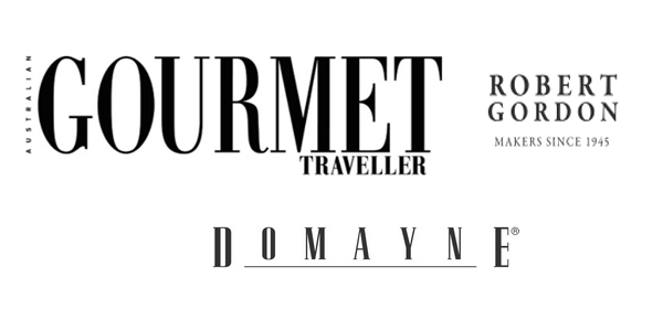 GOURMET TRAVELLER LAUNCHES TABLEWARE RANGE