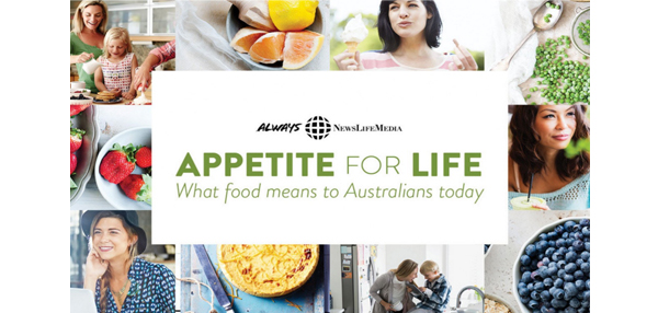 NewsLifeMedia reveals 'Appetite for Life' insights study