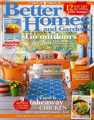 Better Homes And Gardens Magazine Networks