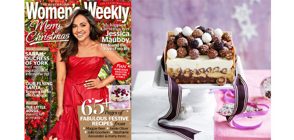Ferrero Rocher joins in The Australian Women's Weekly Christmas celebrations
