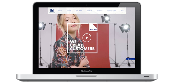 Bauer Media launches website to help advertisers create customers
