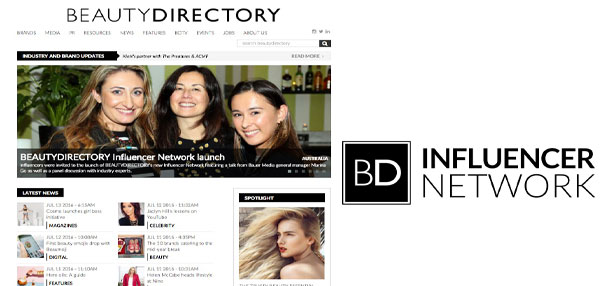 BEAUTYDIRECTORY launches Beauty & Health Influencer Network