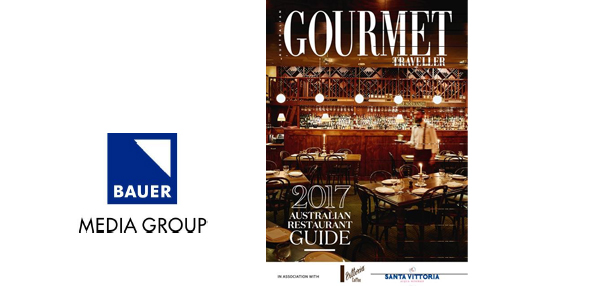 Gourmet Traveller National Restaurant Awards Winners
