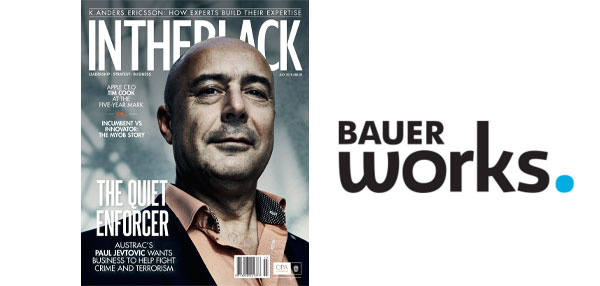 Bauerworks' INTHEBLACK wins double at global content marketing awards