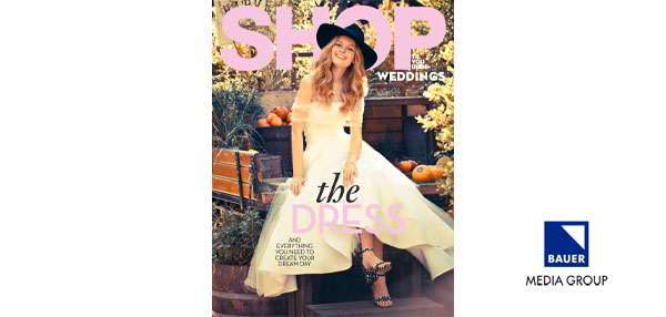 SHOP Til You Drop revives mini-magazines with the return of SHOP Weddings