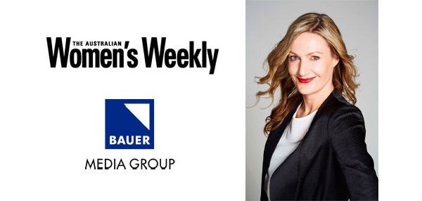 Bauer Media appoints Nicole Byers as Editor-in-Chief of The Australian Women's Weekly