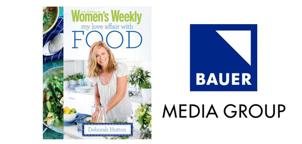 DEBORAH HUTTON LAUNCHES  NEW COOKBOOK