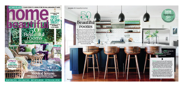 Home Beautiful – Australia's 50 Most Beautiful Rooms!