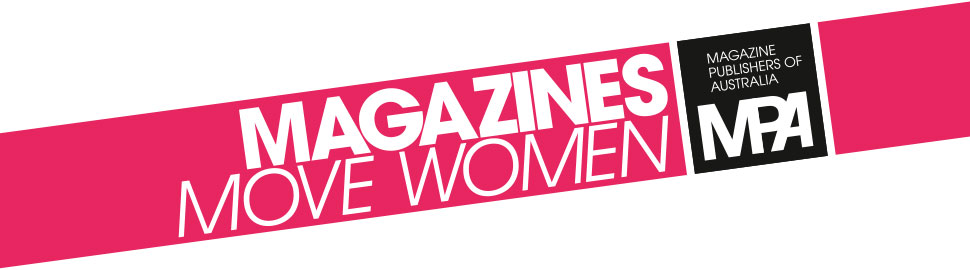 MPA Magazines move woman