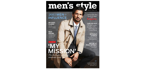 Men's Style Unveils New Look