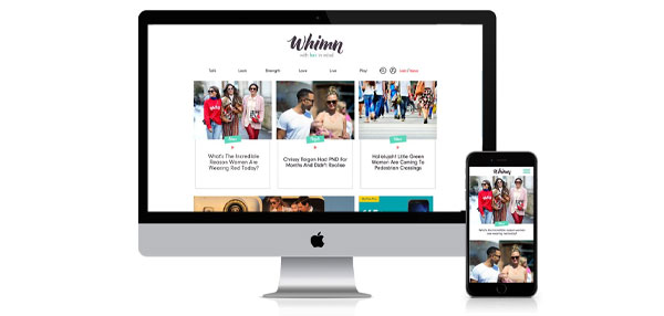News DNA launches With Her in Mind Network whimn.com.au