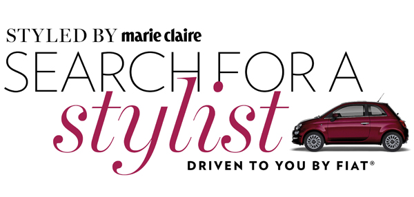 StyledBy marie claire and FIAT drive national stylist search