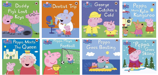 Pacific Magazines forge exclusive retail partnership with Woolworths for Peppa Pig