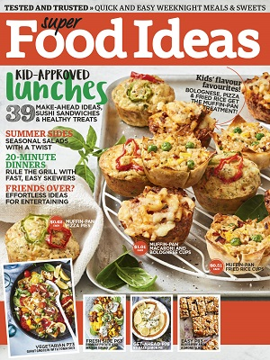 Super food ideas magazine networks stats forumfinder Image collections