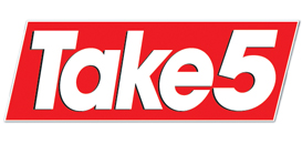 Image result for take 5 magazine