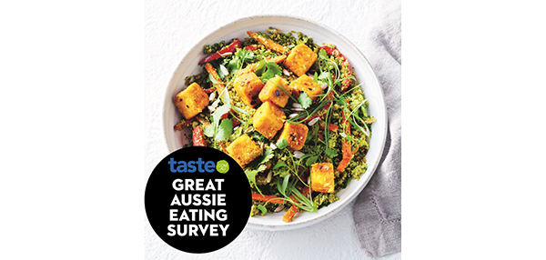 Taste.com.au Great Aussie Eating Survey