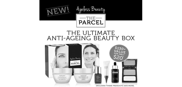 The Ageless Beauty Parcel