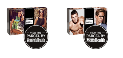 Men's & Women's Health launch health & fitness Parcels