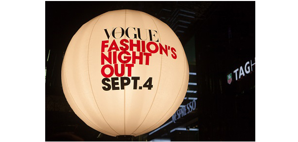 Vogue Fashion's Night Out Achieves Unprecedented Success