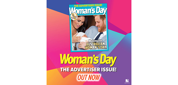 Woman's Day agency magazine