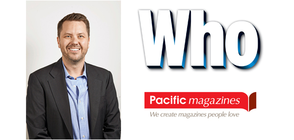 Pacific Magazines appoints WHO Editor