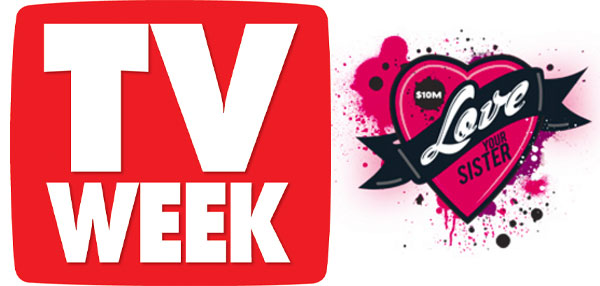 TV WEEK partners with Love Your Sister's Big Heart project