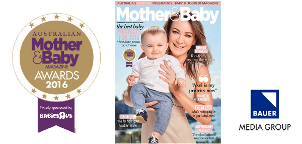 Mother & Baby awards recognise latest innovative products