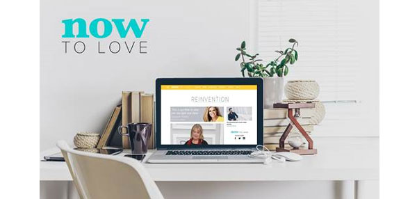 Deborah Hutton joins NOW TO LOVE as Editor at Large of 'Reinvention'