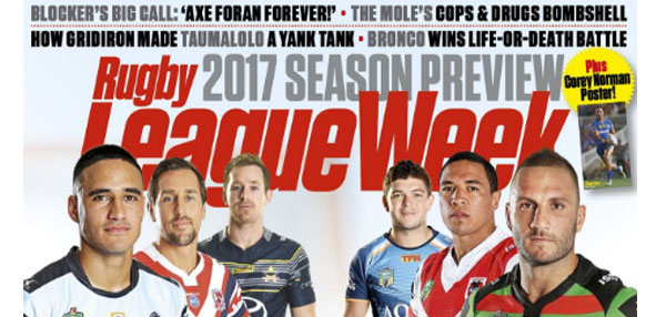 Rugby League Week to close