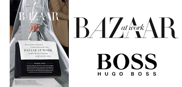 Harper's Bazaar launches Bazaar at Work Event Series