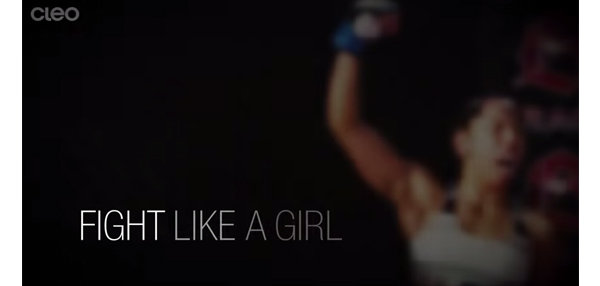 cleo releases online series  'fight like A girl'