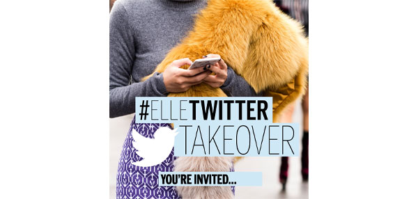ELLE takes over Twitter HQ to produce November issue in world-first