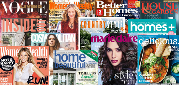 Australia's biggest publishers join forces – Exclusive National Newsagent promotion