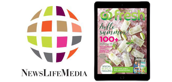 NewsLifeMedia and Woolworths reveal Fresh digital edition for iPad and Android tablets