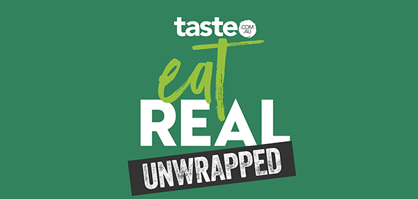 Taste Eat Real Unwrapped podcast