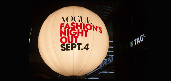 5th Annual Vogue Fashion's Night Out