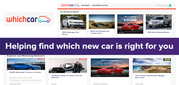 Bauer Xcel Media Launches WhichCar