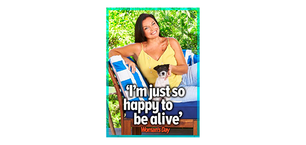 Woman's Day exclusive interview with Schapelle Corby